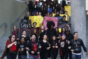 Ethnic Studies Rally