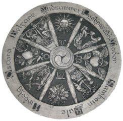 celtic wheel of year