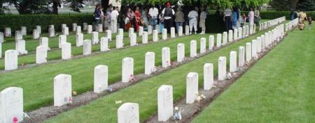 Carlisle Memorial ceremony
